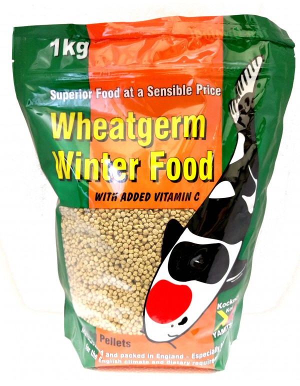 Free 1Kg Floating Winter Wheatgerm